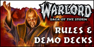 Click here for Rules and Demo Decks