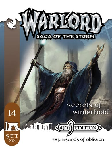 Warlord APS #14: Secrets of Winterhold (Dwarf)