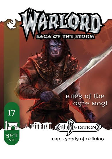 Warlord APS #17: Rites of the Ogre Magi (Nothrog)