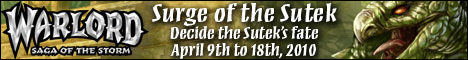 Surge of the Sutek Banner