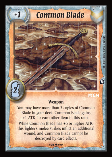 Common Blade