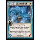 Ice Elemental - Promo Card
