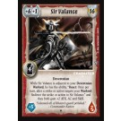 Sir Valance - Promo Card