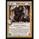 Nellia Yscar - Promo Card