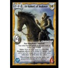 Sir Robert of Andover Promo Card