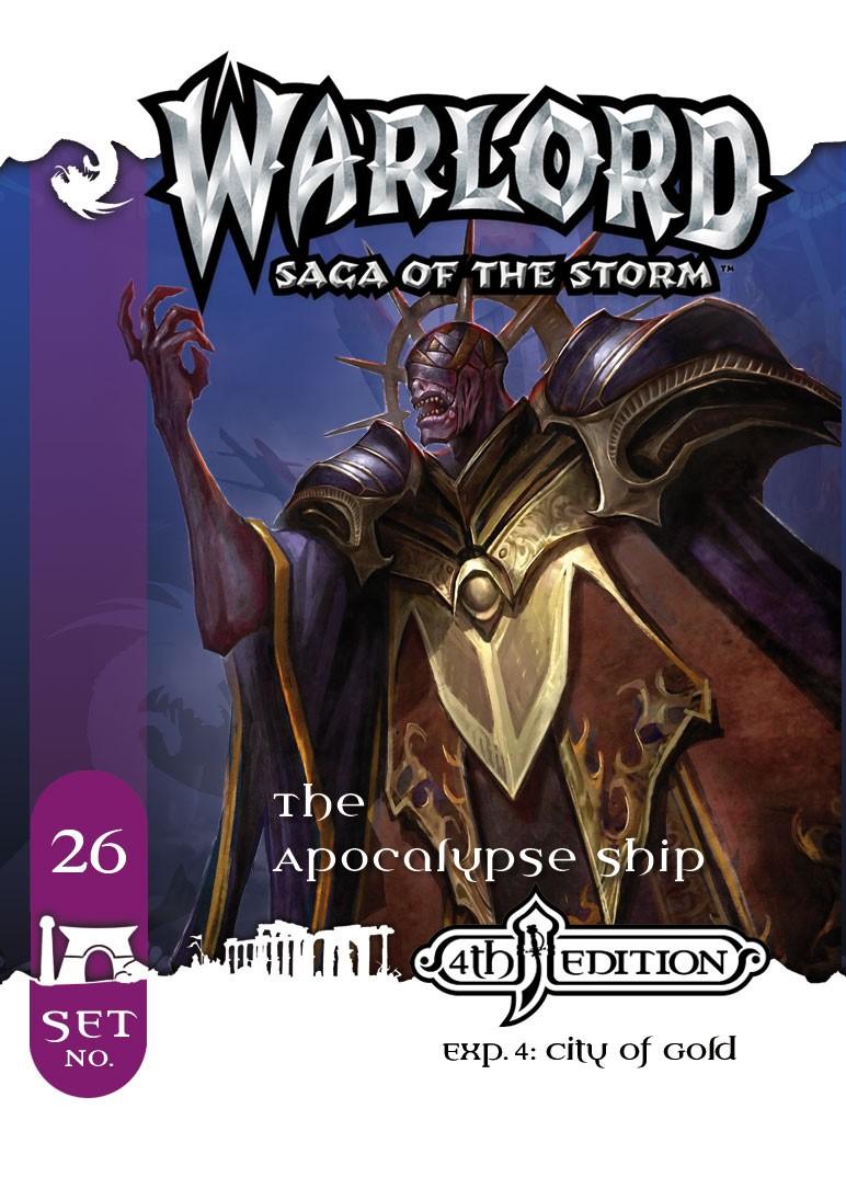 The Apocalypse Ship - APS #26