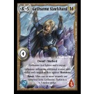 Gethseme Steelshard - Promo Card
