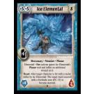 Ice Elemental - Promo Card