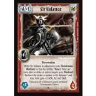 Sir Valance - Promo Card