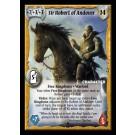 Sir Robert of Andover Promo Card